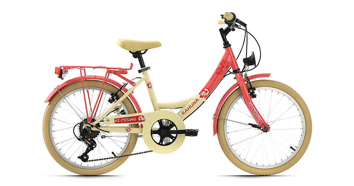 Image of Kinderfahrrad 20'' Kahuna Fahrräder Rahmenhöhe: 34 cm rot