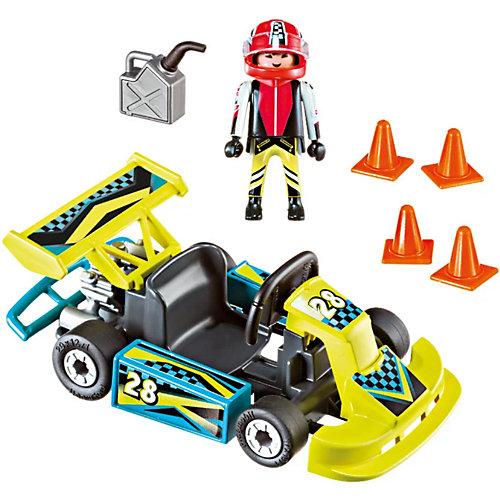 Конструктор Playmobil Картинг от PLAYMOBIL®