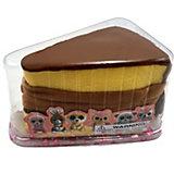 Игрушка-вывернушка Sweet Pups Wild cakes Розовая лиса
