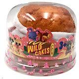 Игрушка-вывернушка Sweet Pups Wild cakes Розовая мышь