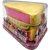 Игрушка-вывернушка Sweet Pups Wild cakes Сурикат