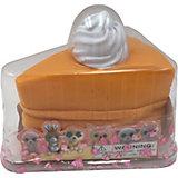 Игрушка-вывернушка Sweet Pups Wild cakes Белка