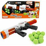 Оружие для игр с мягкими шариками 1Toy Street Battle