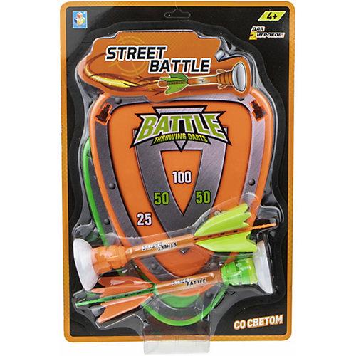 Игровой набор 1Toy Street Battle от 1Toy