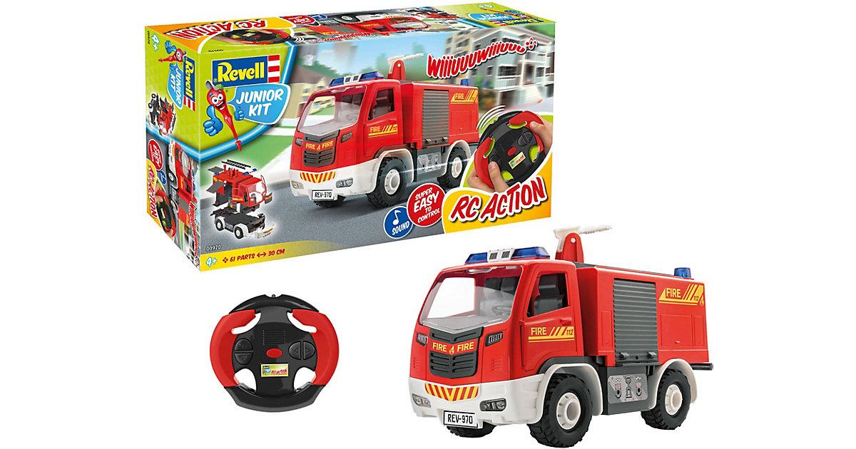 Junior Kit RC Fire Truck 1:20 mehrfarbig