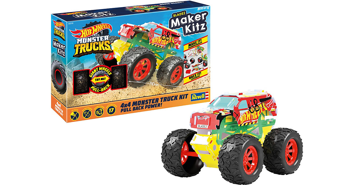 "Maker Kitz ""Demo Derby"" 1:32"