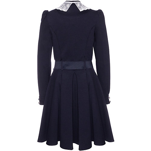 Платье Маленькая леди - синий от Маленькая Леди