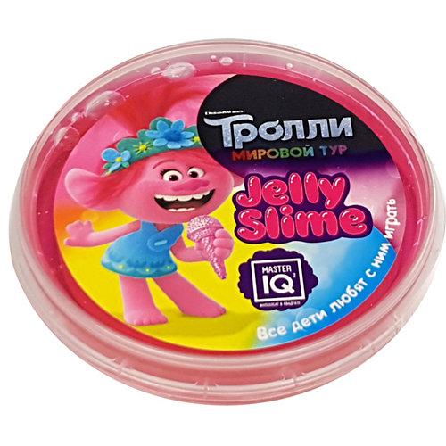 Слайм Master IQ2 Jelly Slime в шайбе, 75 гр от Master IQ2