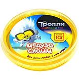 Слайм-Медуза Master IQ2 Тролли в шайбе, 75 гр