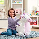 """Мягкая игрушка Melissa & Doug """"Единорог"""", 106 см"""