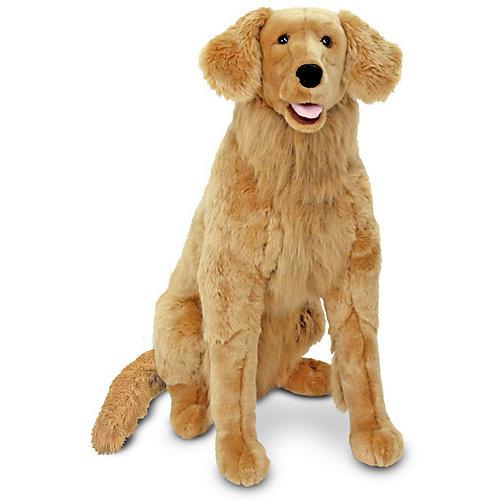 """Мягкая игрушка Melissa & Doug """"Золотистый ретривер"""", 79 см от Melissa & Doug"""
