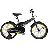 Детский велосипед Automobili Lamborghini Energy , рама сталь , диск 18 алюминий , цвет Серый