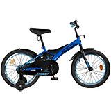 Детский велосипед Automobili Lamborghini Energy , рама сталь , диск 18 алюминий , цвет Синий