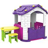 Игровой домик Toy Monarch со столиком