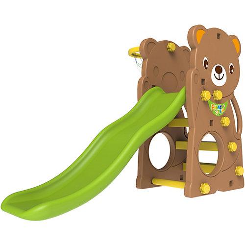 """Игровая горка Toy Monarch """"Мишка"""" от Toy Monarch"""