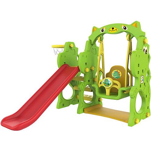 """Игровой комплекс Toy Monarch """"Дино"""" с качелями от Toy Monarch"""