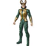 "Игровая фигурка Marvel Avengers ""Герои Титана""  Локи, 30 см"