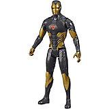 """Игровая фигурка Marvel Avengers """"Герои Титана"""" Железный Человек Голд, 30 см"""