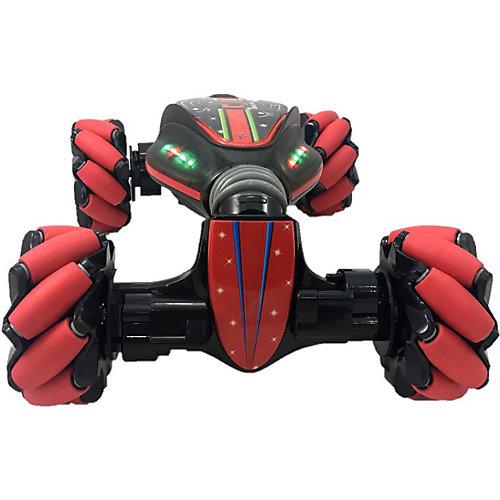 Радиоуправляемая машина-перевертыш Weishengda Hyper Stunt Car, свет/звук от Weishengda
