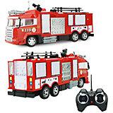 Радиоуправляемая пожарная машина Tongde, свет/звук
