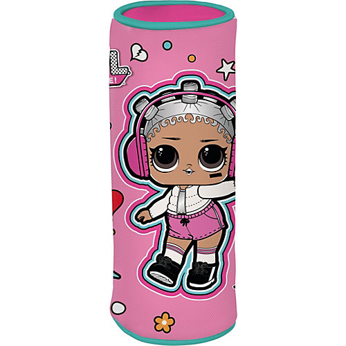 Пенал-тубус Seventeen LOL - розовый от Seventeen