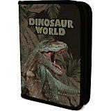 Пенал-книжка Seventeen Мир динозавров