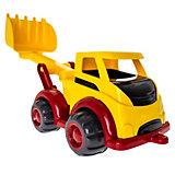 Строительная машина Viking Toys Mighty с ковшом