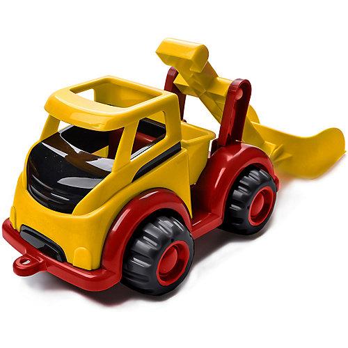 Строительная машина Viking Toys Mighty с ковшом от Viking Toys