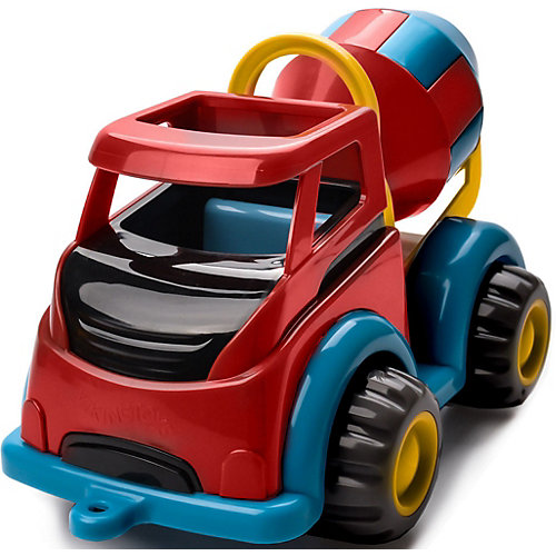 Машинка Цементовоз Viking Toys Mighty от Viking Toys