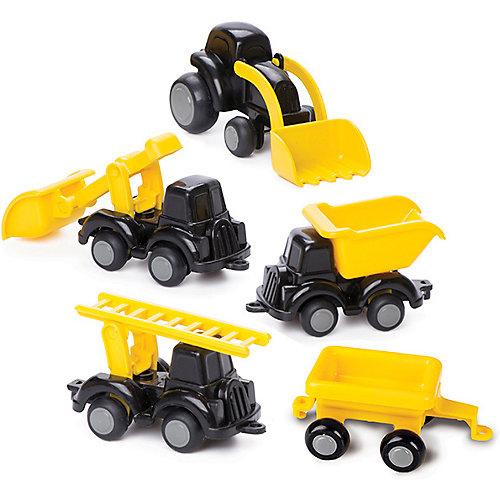 """Набор строительных машинок Viking Toys """"Мини спецтехника"""" от Viking Toys"""