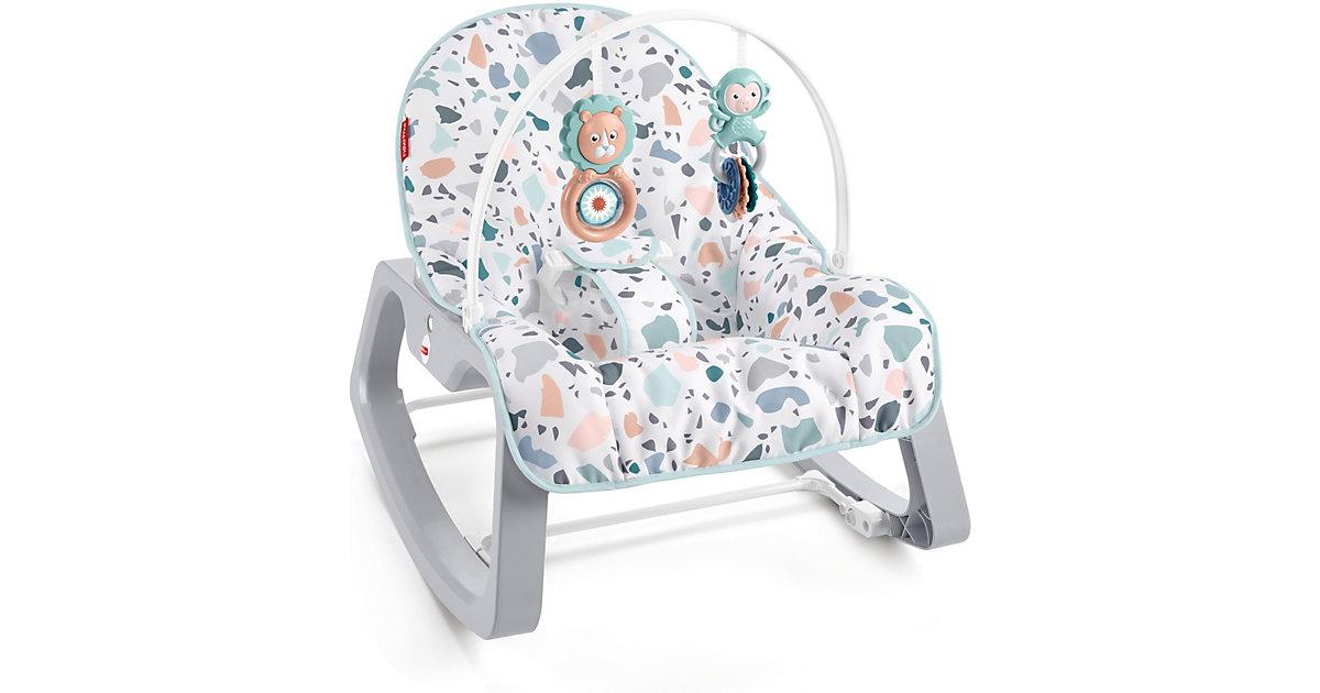 Fisher-Price Baby Schaukelsitz, Wiegefunktion Babys, Schaukel-Sitz Kleinkinder  Kinder