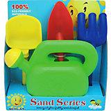 Набор игрушек для песочницы Deex Sand Series