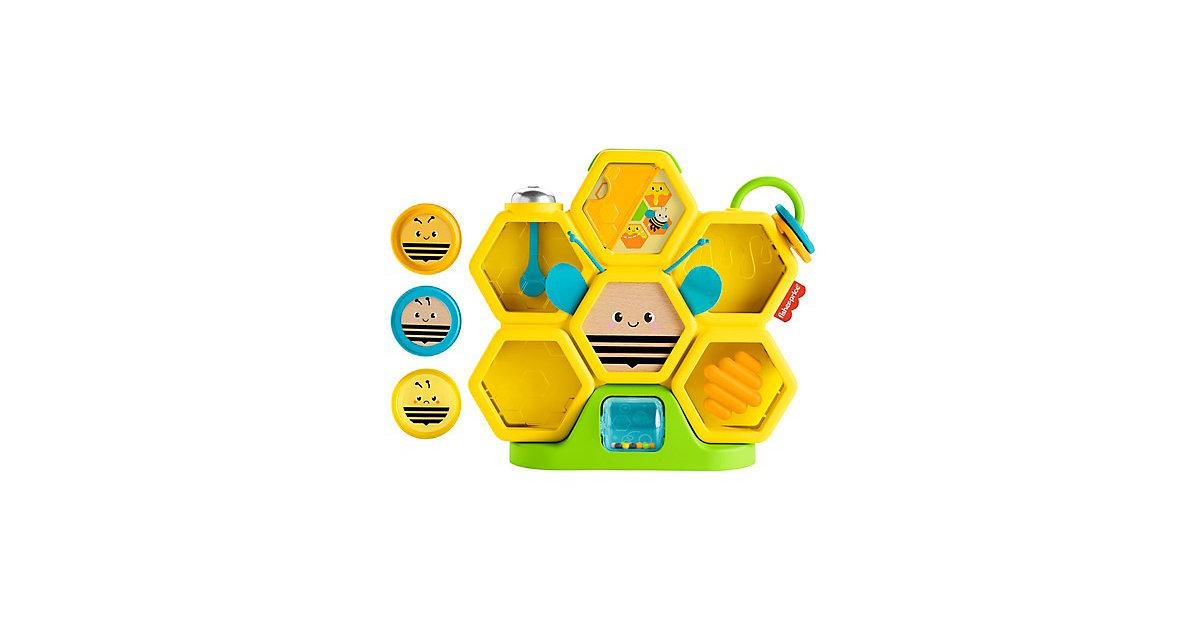 Fisher-Price Sum-Sum Bienenstock, Baby-Spielzeug, Aktivitätsspielzeug mehrfarbig