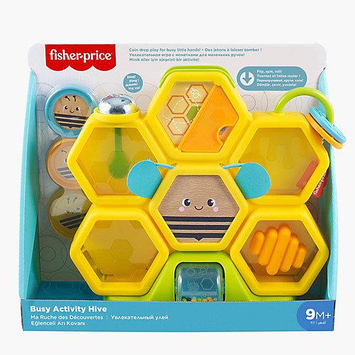 """Сортер Fisher Price """"Пчелиный улей"""" от Mattel"""