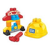 Игровой набор Mega Bloks Маленький строитель