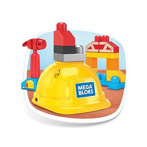 Игровой набор Mega Bloks Маленький строитель от Mattel