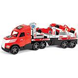 """Игровой набор Wader Magic Truck """"Автовоз формула 1"""""""