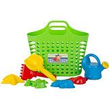 Детский песочный набор из 8 предметов