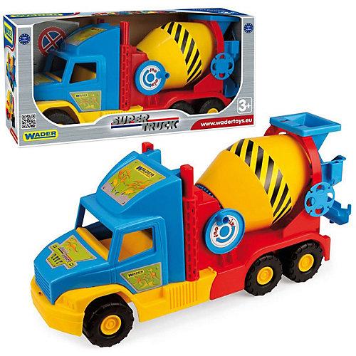 Бетономешалка Wader Super Truck от Wader