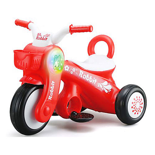 Трехколесный велосипед Veld, свет/звук от Veld