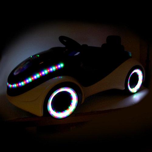 Электромобиль Veld, свет/звук от Veld