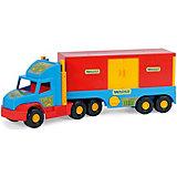 Игровой набор Wader Super Truck Фургон
