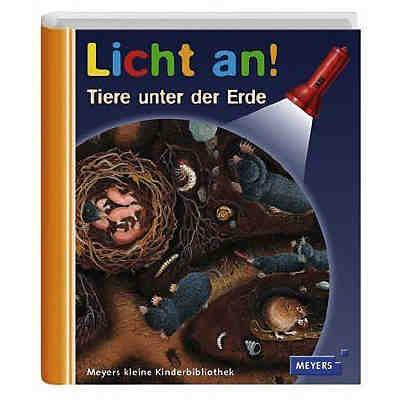 meyers kleine kinderbibliothek: licht an! tiere unter der