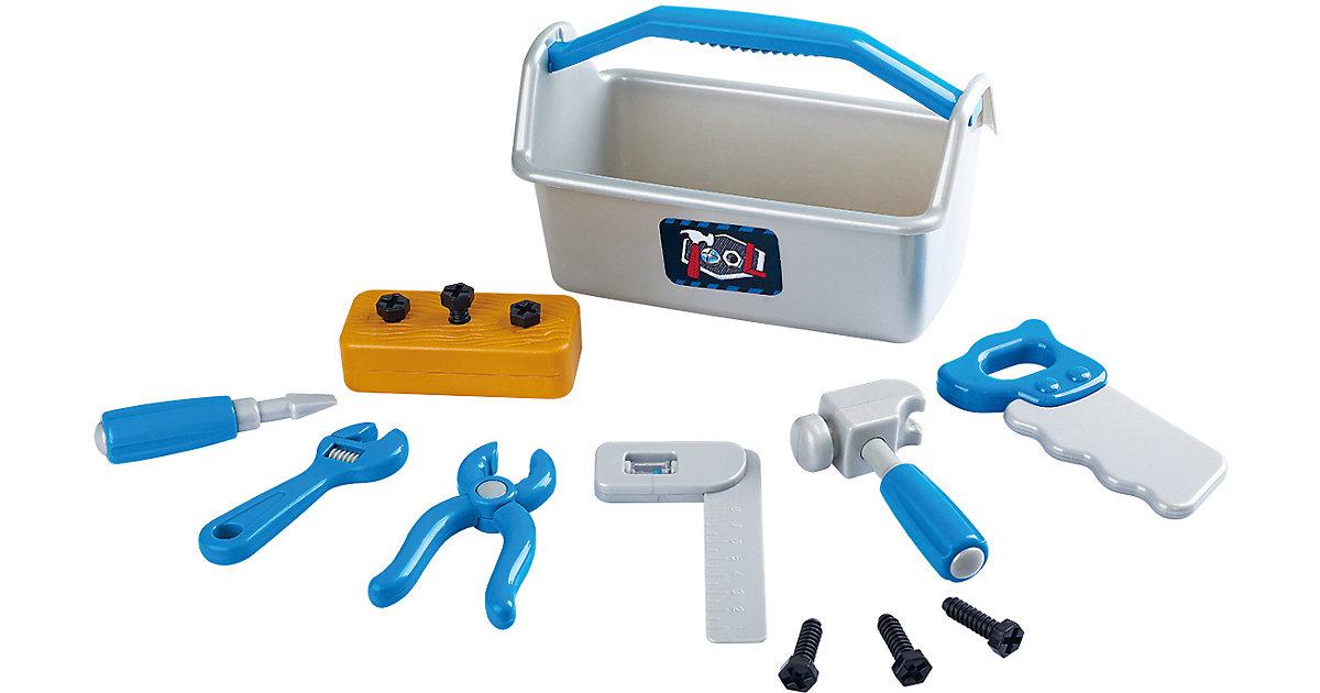 Werkzeugkasten mehrfarbig