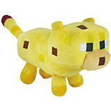 Мягкая игрушка Jazwares Minecraft Ocelot Детеныш оцелота 18 см