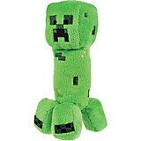Мягкая игрушка Jazwares Minecraft Creeper Крипер 18 см