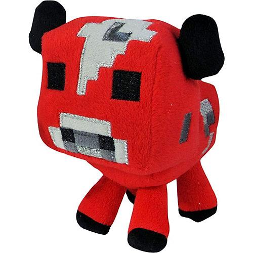Мягкая игрушка Jazwares Minecraft Baby cow Детеныш грибной коровы 18 см от Jazwares