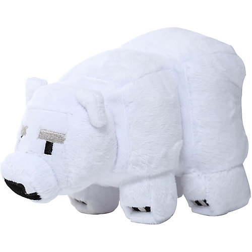 Мягкая игрушка Jinx Minecraft Small Baby Polar Bear от Jinx