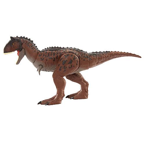 Фигурка динозавра Jurassic World Карнотавр Торо от Mattel