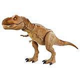Фигурка динозавра Jurassic World Рычащий Ти-Рекс